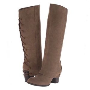 NEW Fergalicious Brown Truffle Boot